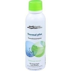 THERMAL PLUS Thermalwasserspray belebende Energie